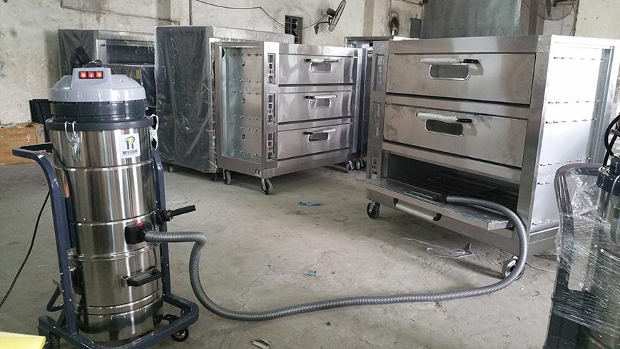 PM3B使用于某烤箱生产厂家