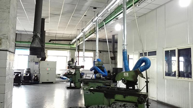 DF系列使用于金属切割打磨机床