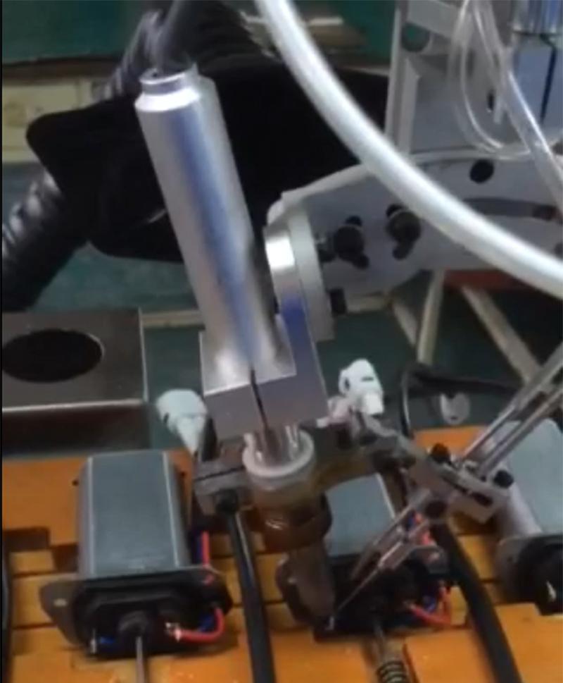 HS应用于自动锡焊烟尘净化