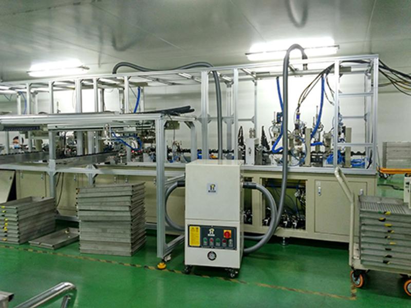 使用于锂电池行业激光焊接