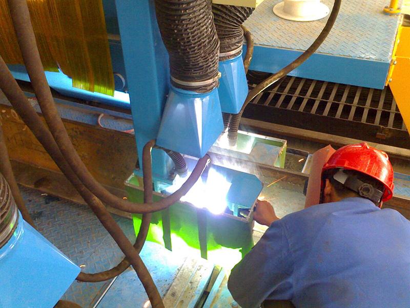 专焊机除尘