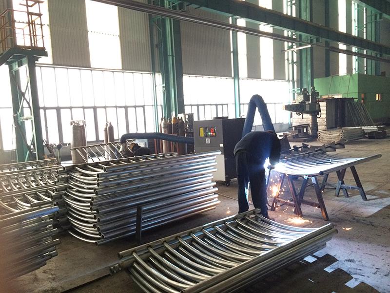 SD-30应用于某大型央企焊接工况