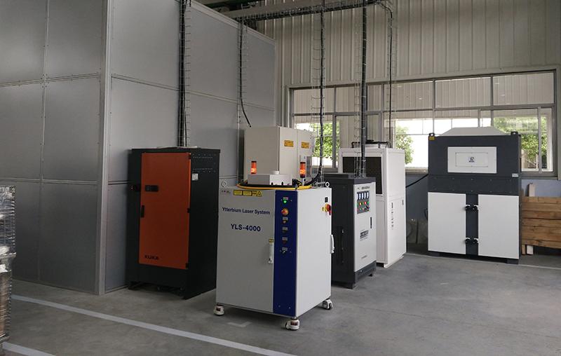 激光焊接工作站