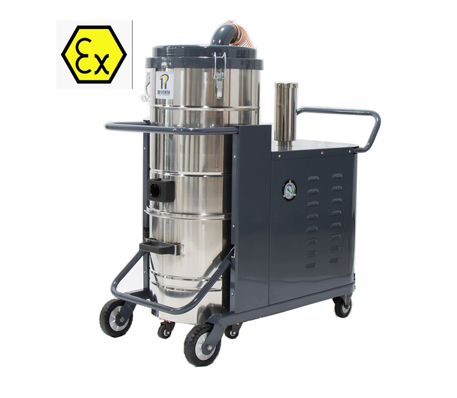 PKD-Ex系列三相防爆工业吸尘器
