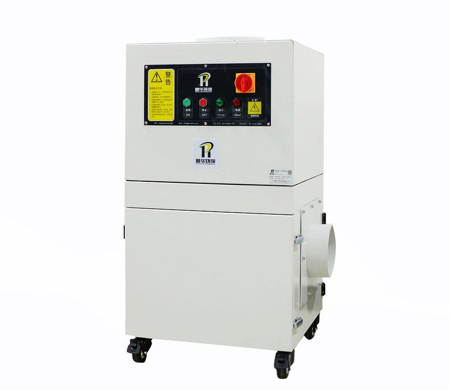 DS系列顶吸式工业集尘器