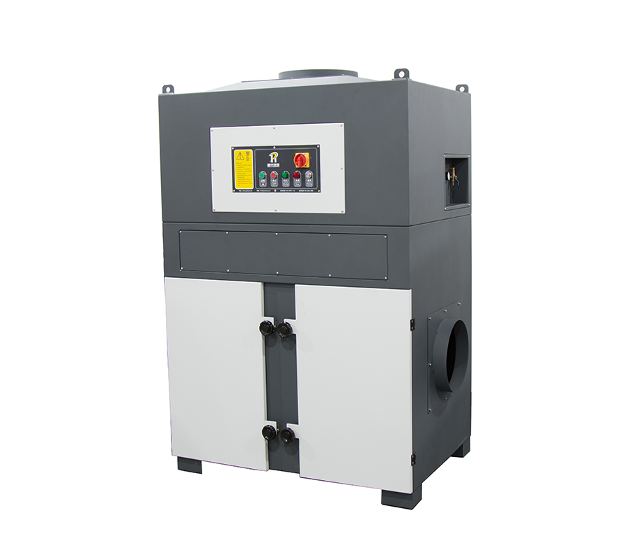 DF-75脉冲反吹工业集尘器