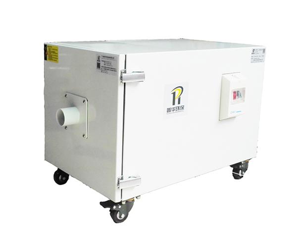 DGW系列卧式高负压集尘器
