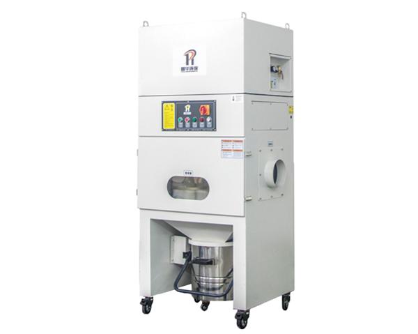 DP系列压杆卸料式集尘器