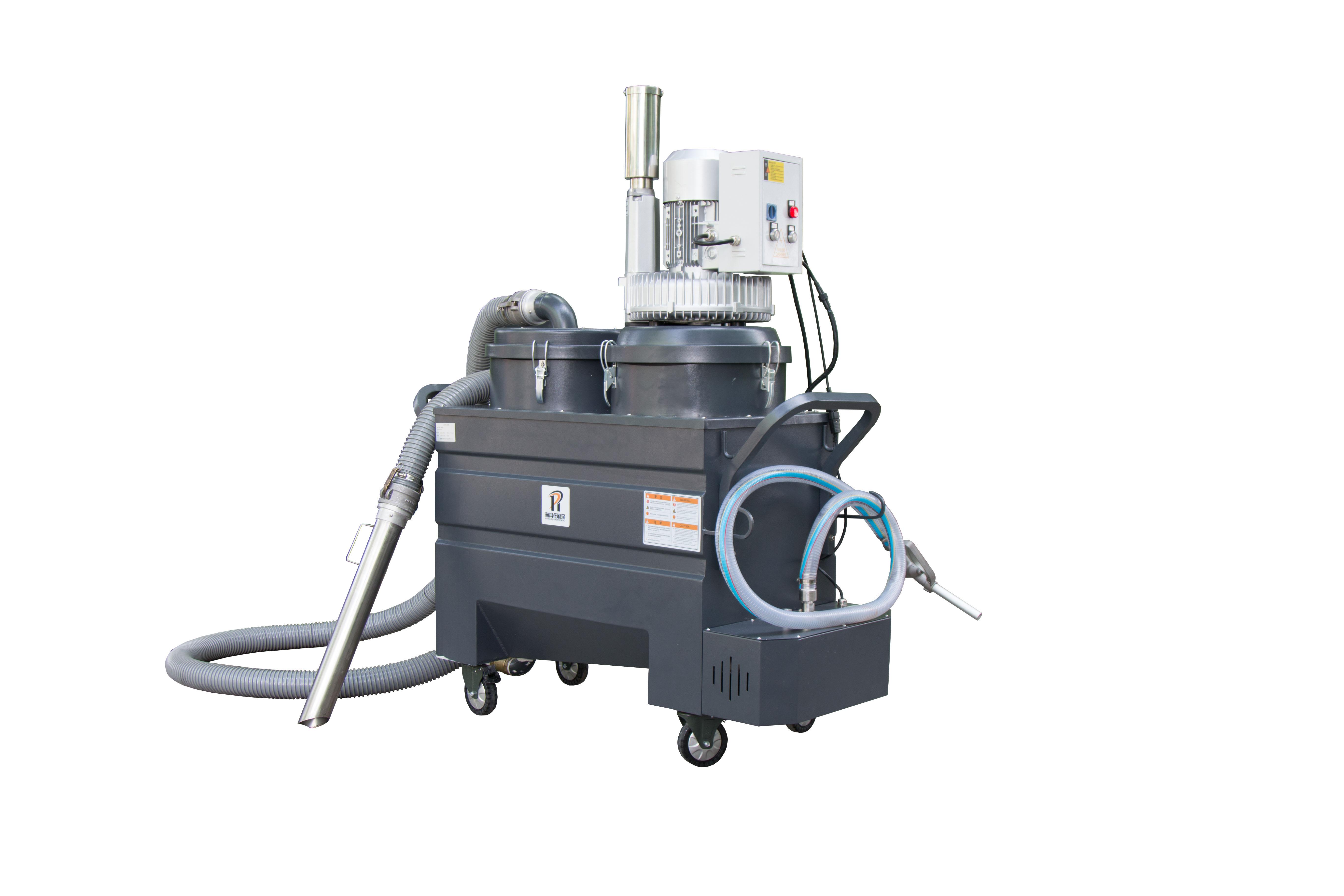 PGO系列大容量工业吸油机
