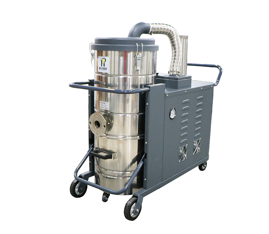 PT系列耐高温工业吸尘设备