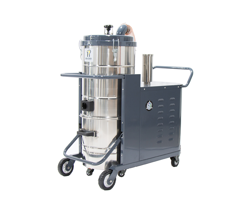PKB系列布袋经典工业吸尘器