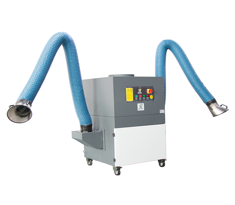 脉冲反吹型焊接烟尘净化器