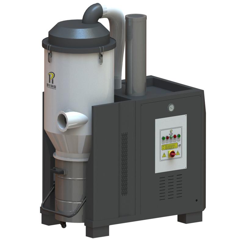 ZP系列大风量烟尘净化系统